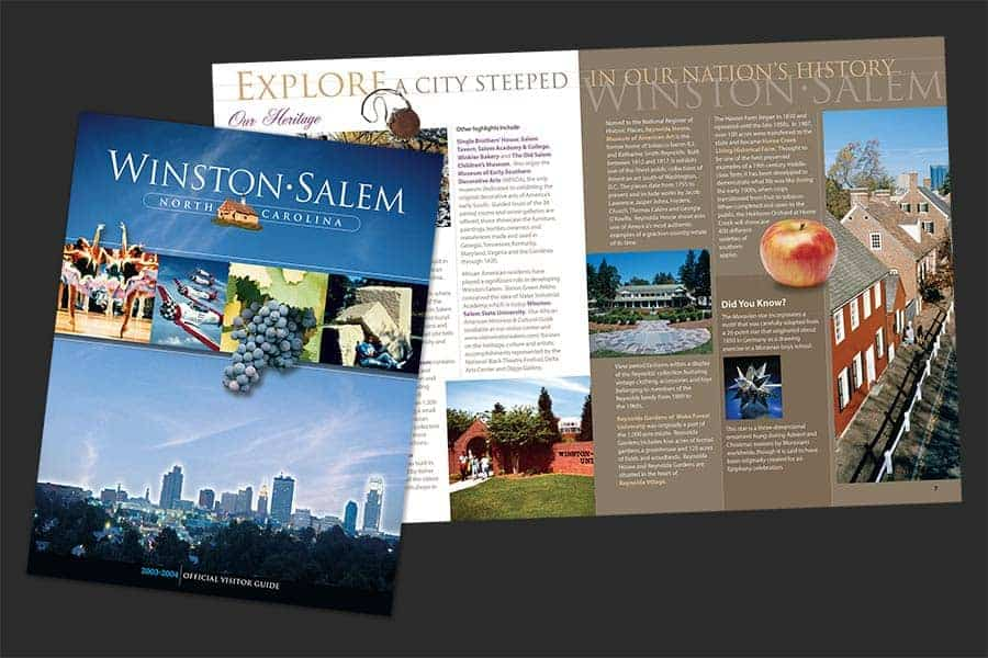 Wnston-Salem Visitor Guide