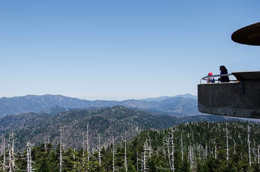 Clingman's Dome, Great Smoky Mountains National Park NPS