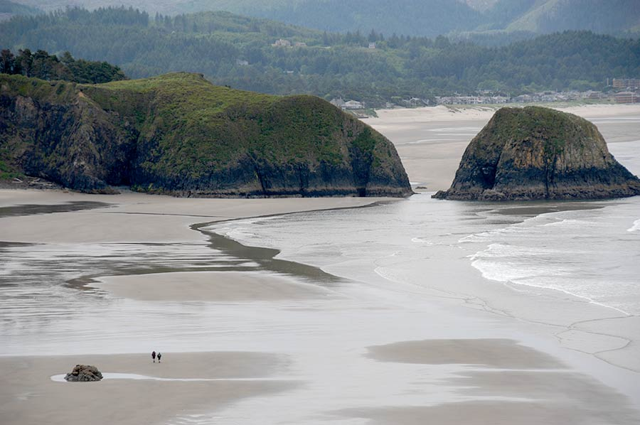 Cannon Beach, Oregon, Pacific Ocean