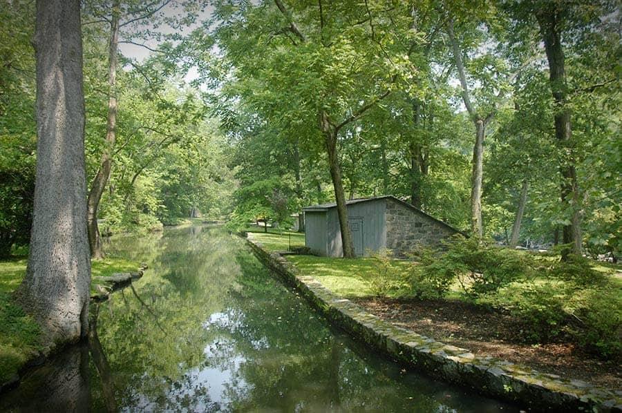 Hagley Museum, Brandywine Creek, Wilmngton, Delaware