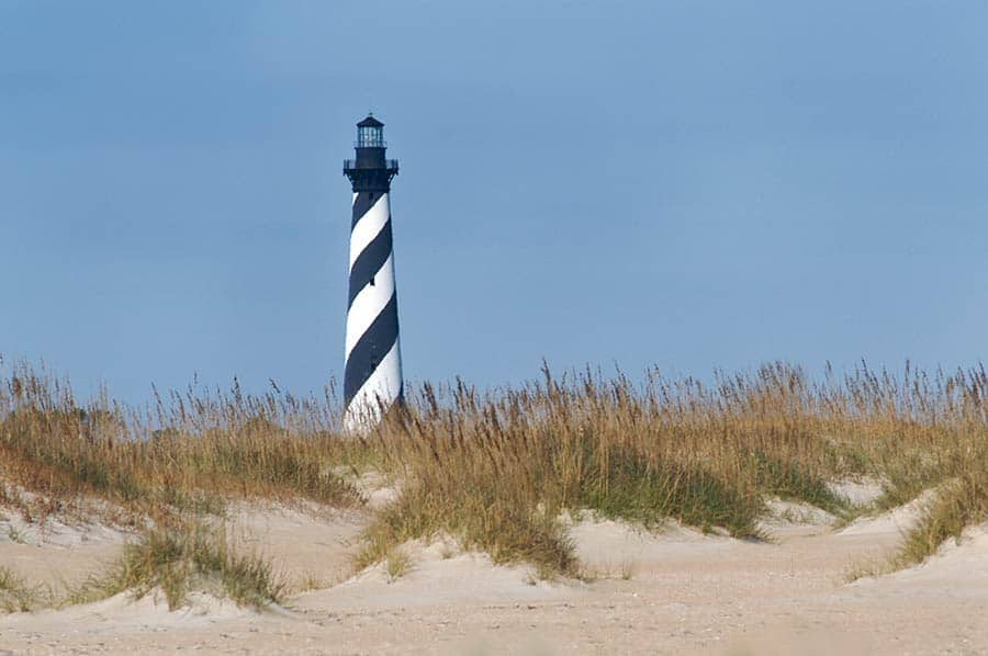 Cape Hatteras National Park Lighthouse, North Carolina