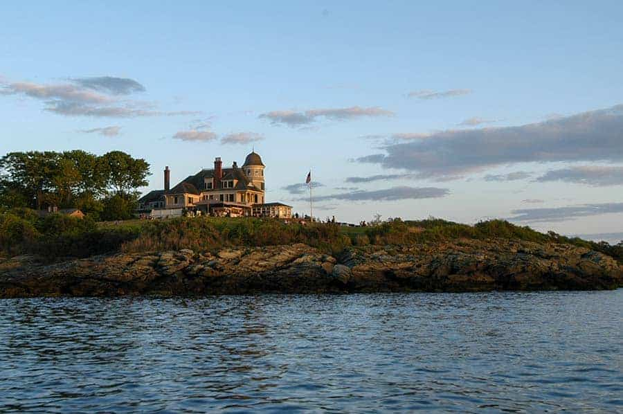 Castle Hill Inn, Newport, RI
