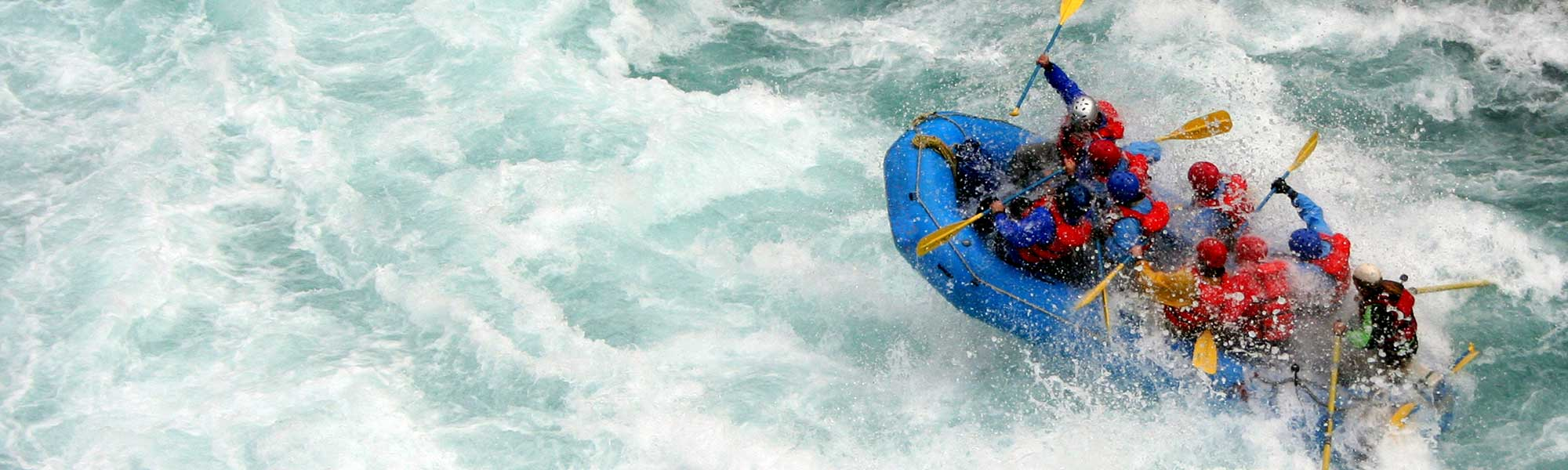 Ocoee River Whitewater Rafting